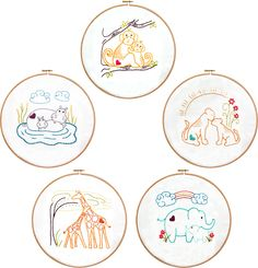 Mother's Love Collection Embroidery Patterns $25 for the collection at arialane.com