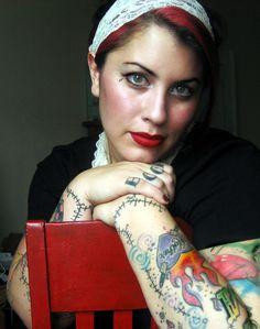 Rachel McKibbens. Fierce poet.