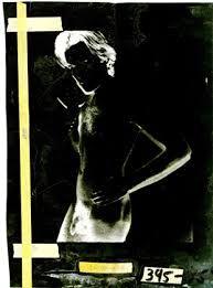 Portrait of 1970s Model Joe MacDonald by Andy Warhol