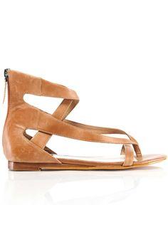 sandals .