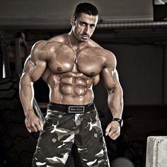 Bodybuilder and Muscle Men — Ahmad Ahmad