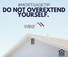 Just because you can qualify for a certain #mortgage rate doesn't mean that you should max out your budget! Be sure that your mortgage payment not only fits your bank's standards but your personal budget as well.  #MortgageTip #BarberLoans #TipTuesday #localrealtors - posted by Anthony Barber https://www.instagram.com/teambarberloans - See more VA Loan Real Estate photos from Local Realtors at https://VA.condos