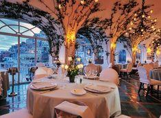 La Sponda Restaurant in Positano, Italy