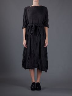 daniela gregis - belted dress