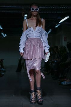 Hood by Air Ready To Wear Spring Summer 2016 New York - NOWFASHION