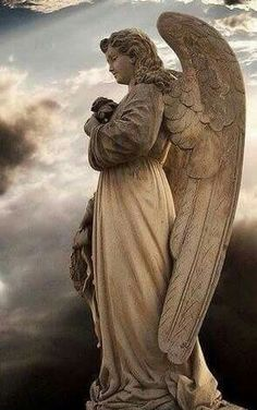 #Cemetery #Sculptures #Angel