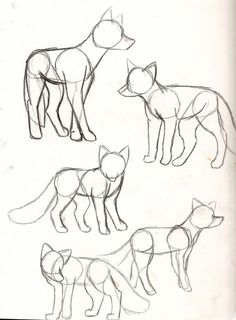 40 Free & Easy Animal Sketch drawing information and .- 40 Free & Easy Animal Sketch Zeichnen von Informationen und Ideen 40 Free & Easy Animal Sketch Drawing information and ideas - Easy Animal Drawings, Pencil Art Drawings, Art Drawings Sketches, Cool Drawings, Animal Sketches Easy, Simple Sketches, Anatomy Sketches, Art Illustrations, Cartoon Drawings