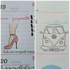 Vamos a ponernos al día con el #retocreativo de @hfdoodling día 19 #zapatos  esos de tacón que casi nunca me pongo pero que me encantan y día 20 un #vehiculo la furgo de #volkswagen que siempre me llamó la atención  . . . #doodles #doodling #retodoodle #dibujos #handdrawn #draw #drawing #garabatos #debuxos #sketch #instadraw #instasketch #instadoodle #instaplanner #ink #instaink #myplanner #art #artsy #illustration #adoodleaday #hfdoodling #ordjdoodling #doodlechallenge #highheels #van