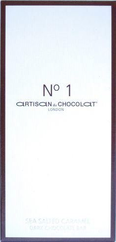 Artisan du Chocolat No. 1 Sea Salted Caramel Dark