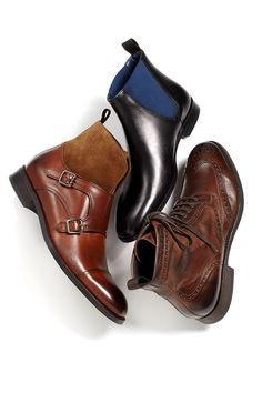 To Work, To Play, To Boot #menstyle #shoes