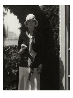 Vogue - July 1928 by