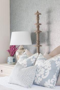 Metallic Wallpaper. Bedroom Metallic Wallpaper accent wall. Metallic Wallpaper. #Metallic #Wallpaper #MetallicWallpaper