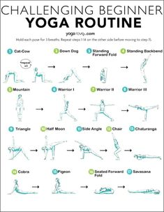 Are you a complete beginner to yoga? This 20 minute yoga routine for beginners will help you tone, improve flexibility, lose weight, and build a strong foundation of some of the most essential yoga poses. #yoga #yogaforbeginners #yogaroutine #yogaworkout #yogaposes #yogarove Yoga Fitness, Fitness Workouts, Fitness Tips, Fitness Motivation, Image Yoga, Yoga Vinyasa, Hatha Yoga Poses, Yoga Flow Sequence, Yoga Routine For Beginners