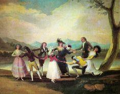 Goya aparece ante nosotros como una de las grandes personalidades del arte español  de todos los tiempos, uno de los maestros esenciales p...