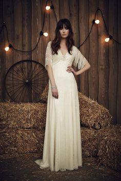 Vestido de noiva   Coleção 2017 Jenny Packham - Portal iCasei Casamentos
