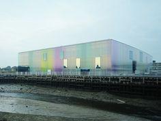 Laban Centre in London  /  Herzog & De Meuron