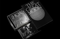It's Nice That | Isabel Seiffert's beautiful reprint of The Great Moon (Hoax)