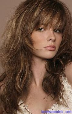 shag hairstyles 2012 - Bing Images