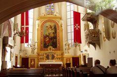 Knights of Malta church Vienna
