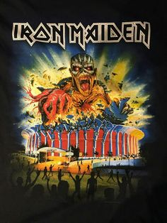 THE BOOK OF SOULS TOUR 2016: Los Angeles | Iron Maiden – The Beast