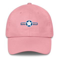 USA Circle Star – Classic Dad Cap – SundaySin.co