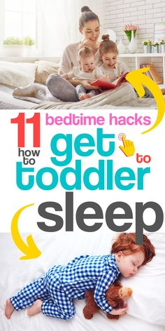 Toddler not sleeping or always in your bed? With these bedtime. Informations About 11 Bedtime Hack Toddler Preschool, Toddler Activities, Baby Hacks, Mom Hacks, Baby Tips, Toddler Sleep, Kids Sleep, How To Breastfeed Newborns, Baby Bedtime