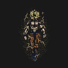 Shop Rage in Namek goku t-shirts designed by LegendaryPhoenix as well as other goku merchandise at TeePublic. Dragon Ball Gt, God Of War, Ball Drawing, Drawing Wallpaper, Fan Art, Otaku, Marvel Art, Mobile Wallpaper, Check