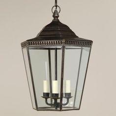 Vaughan Designs   Georgian Porch Lantern