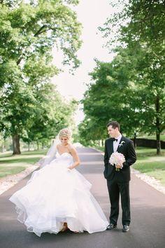 Beautiful Brand Wedding Dresses  :    For a park wedding: www.stylemepretty…  - #Dress https://youfashion.net/wedding/dress/beautiful-brand-wedding-dresses-for-a-park-wedding-www-stylemepretty/