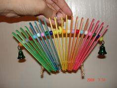 HANDMADE TOYS | Re: Anyone make Homemade toys for their fids?