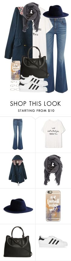 """""""Untitled #3234"""" by hellomissapple ❤ liked on Polyvore featuring Tom Ford, Isabel Marant, Harmony Paris, Casetify, Prada, adidas Originals, Forever 21 and bhalo"""