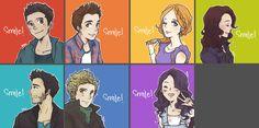 Teen Wolf - Smile! by tedizack on DeviantArt