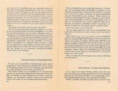 """Brochure """"Hamsteren en Hamsteren"""", circa 1940 by Brabant Bekijken, via Flickr"""