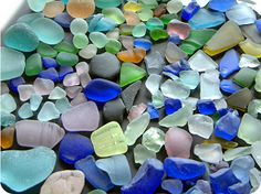 Port Aransas Spring Break in Texas: Tips on Finding Great Looking Beach Glass For Jewelry