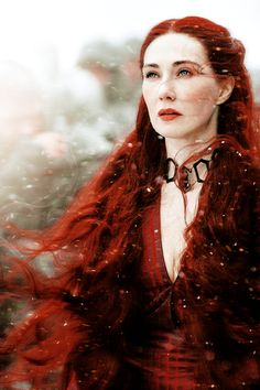 """stormbornvalkyrie:  Melisandre 
