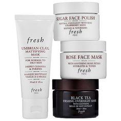 Mask Must-Haves - Fresh | Sephora