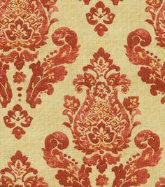 Home Decor Print Fabric-Waverly Gypsy Charm/Cardamom