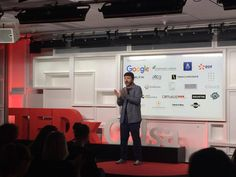Assael ADARY, Président de l'Association CELSA ALUMNI @AssaelAdary   @TEDxCelsa TEDxCelsa 2016   29 septembre 2016 @GoogleParis  