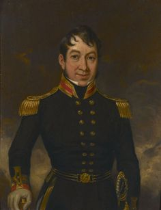 Captain Sir Robert Oliver (ca.1788-1848) - National Maritime Museum