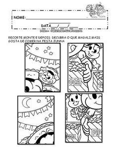 Dani Educar : atividades festa junina educação infantil 2