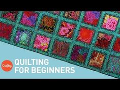 Quilting for Beginners Resources   Craftsy