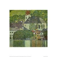 Church in Unterrach on the Attersee By Gustav Klimt: Category: Art Currency: GBP Price: GBP39.00 Retail Price: 39.00 Floral Art Nouveau…