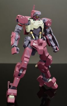 HG 1/144 1O Frame Shiden     Modeled by  今宮 新