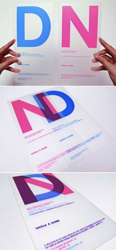 Inspired Goodness - blog - Clearly Modern Invitations    http://cargocollective.com/hardcuore/63882