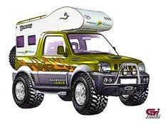 Jimny camper | Flickr - Photo Sharing!