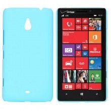 Carcasa Nokia Lumia 1320 Hard Case Ultra Fina Azul Claro  € 5,99