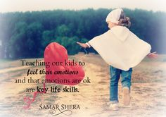 Emotional Intelligence for Kids by Samar Shera in Inspired Parenting