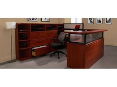 Rockville, MD Based Direct Office Furniture, Inc. Offers Various Designs  For Office Reception Area Furniture Including Traditional Wood Designs As  Well As ...