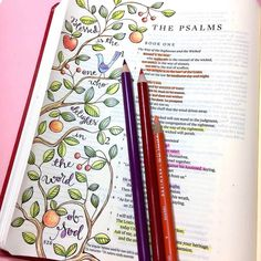 """87 Likes, 9 Comments - Karla Dornacher (@karladornacher) on Instagram: """"Psalm 1 is one of my favorites! I love the visual imagery of being like a fruit bearing tree whose…"""""""