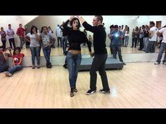 """Bruno & Rubia - Aula de Sertanejo Universitário na Solum Escola de Dança - """"Todos os Passos"""" - YouTube"""